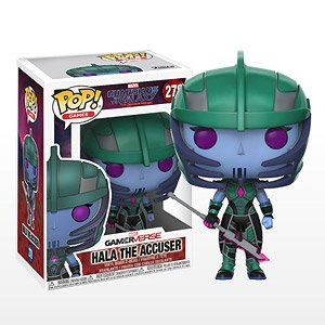 POP! - Marvel Series: Guardians of the Galaxy: The Telltale Series - Hala the Accuser (Completed)