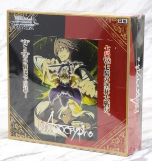 Weiss Schwarz Booster Pack Fate/Apocrypha (Trading Cards