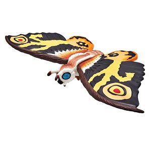 Movie Monster Series Mothra (Character Toy)