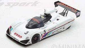 Peugeot 905 No.5 Le Mans 1991 M.Baldi P.Alliot J.-P.Jabouille (ミニカー)