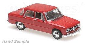 ★特価品 アルファ ロメオ ジュリア 1600 1970 レッド (ミニカー)