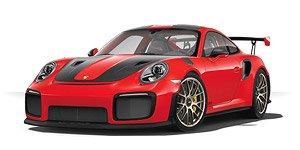 ポルシェ 911 (991.2) GT2RS 2018 INDISCHROT(レッド) WEISSACHPAKET (ミニカー)