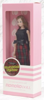 Big Sister Fashion Doll Figure from Japan momoko DOLL Check It Out