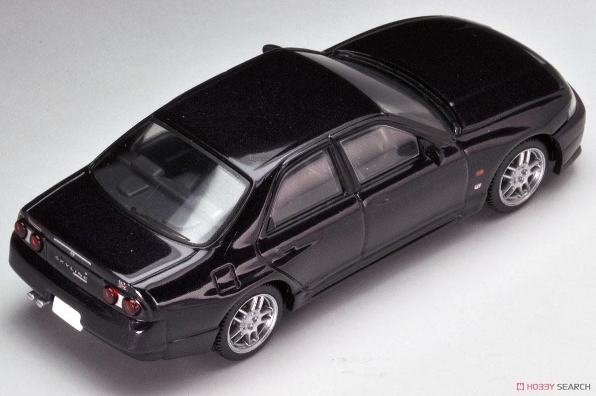 LV-N151b スカイラインGT-R オーテックバージョン (紫) (ミニカー)