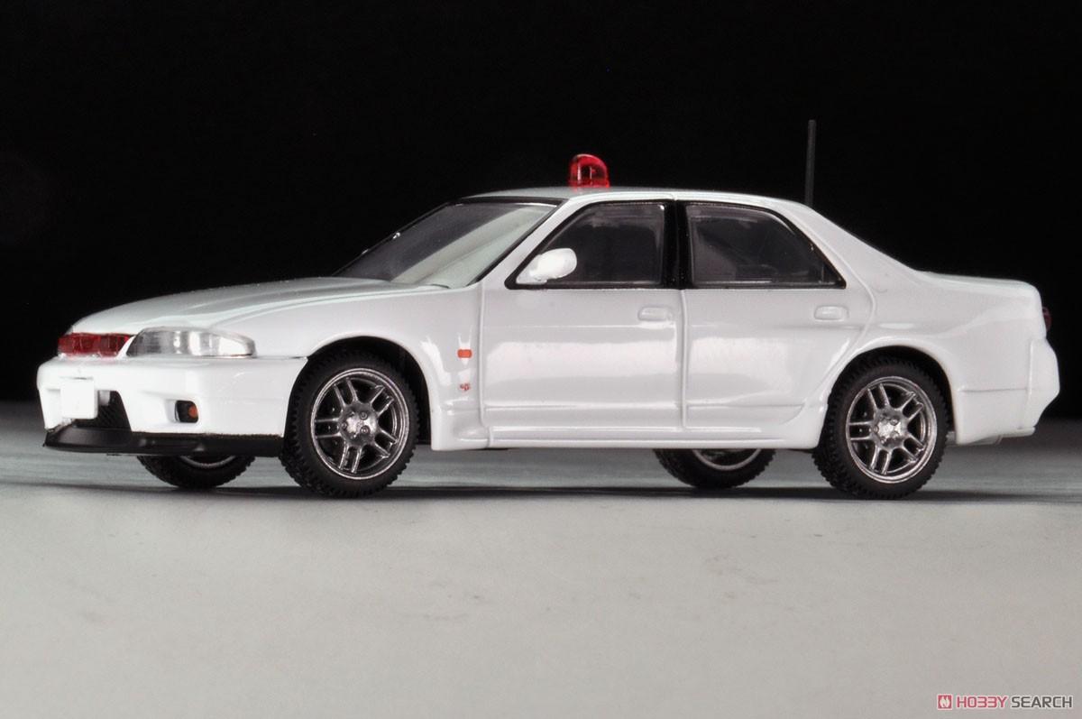 LV-N169a スカイラインGT-R オーテックバージョン 覆面パトカー(白) (ミニカー)
