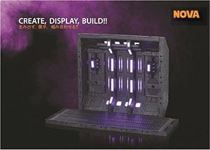 The Ubiquitous (LED Light Studio Kit) (DDCUB-01+LED&USB Set) (Display)