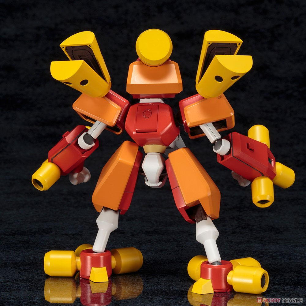 KBT04-M アークビートル (プラモデル)