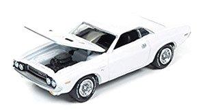 Jonny Lightning 1:64 1970 Dodge Chalenger R/T - Vanishing Point (ミニカー)
