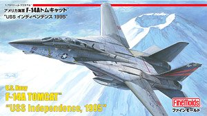 F-14A Tomcat TM `USS Independence 1995` (Plastic model)