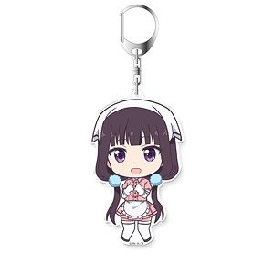 Blend S Petitcolle! Acrylic Key Ring Maika Sakuranomiya (Anime Toy)