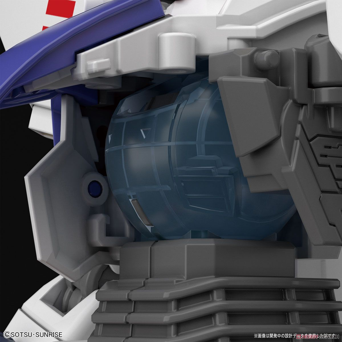 Gundam F91 Ver.2.0 (MG) (Gundam Model Kits) Other picture9