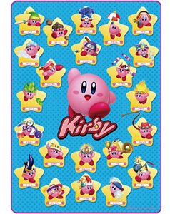 Kirby Pencil Board [2] Copy Ability Picture Book (Anime Toy)