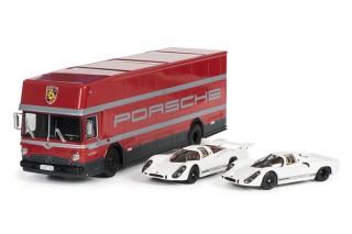 Schuco 26499-1//87 Porsche 911S blutorange Neu