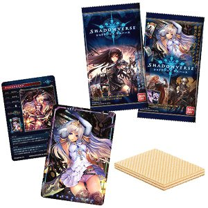 Shadowverse Wafer Set Of 20 Shokugan Hobbysearch Toy Store