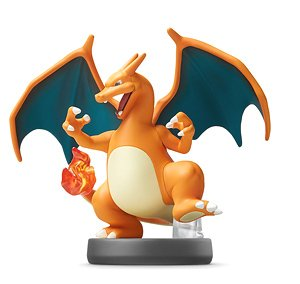 WiiU amiibo Charizard Super Smash Bros. Series (Electronic Toy)