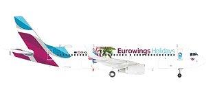 A320 ユーロウイングス `Eurowings Holidays` OE-IQD (完成品飛行機)