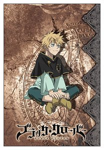 Black Clover Square Magnet Luck Voltia Anime Toy