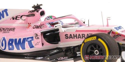 サハラ フォース インディア F1 チーム セルジオ・ペレス ショーカー 2018 (ミニカー)