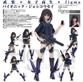 figma Bionic Joshikosei anime figure