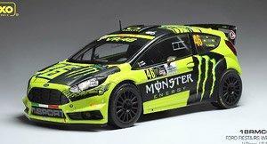 フォード フィエスタ RS WRC 2015年ラリー・モンツァ 優勝 #46 V.ROSSI C.CASSINA (ミニカー)