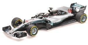 Mercedes Amg Petronas F1 Team W09 Eq Power Lewis Hamilton 2018