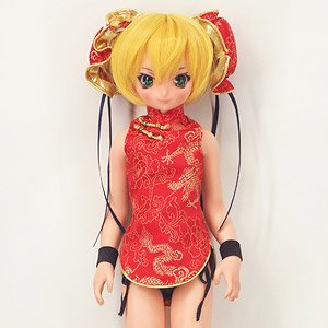 POPmate / Mao (Body Color / Skin Pink) w/Finger Wire Set (Fashion Doll)