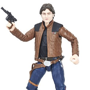 Star Wars Star Wars Black Series 6inch Figure Hun Solo (Solo) (Completed)