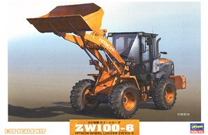 Hitachi Construction Machinery Wheel Loader ZW100-6 (Plastic model)
