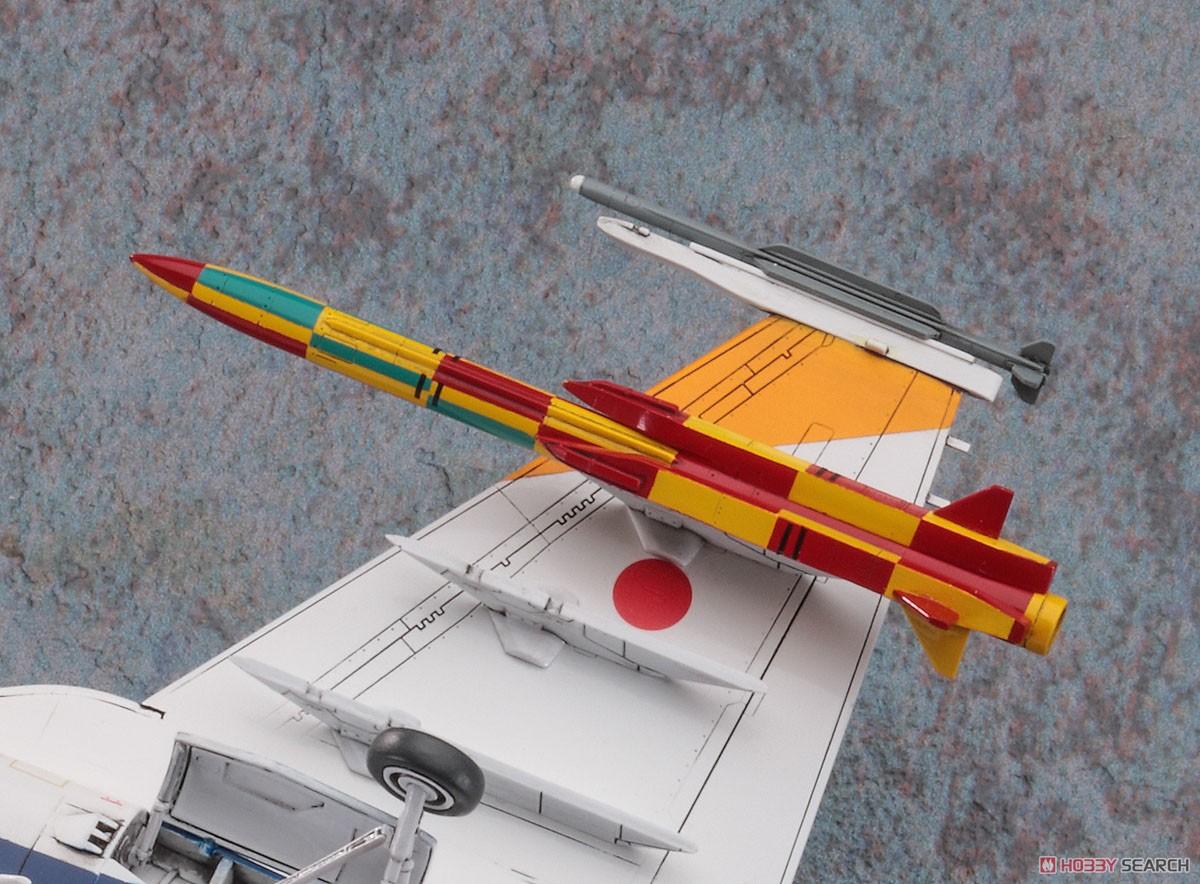 三菱 F-2A `飛行開発実験団` w/ASM-3 (プラモデル)