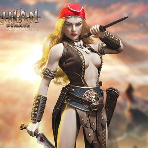 Arhian Pirate 1/6 Scale Action Figure (Fashion Doll)