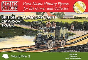 British and Commonwealth Cmp 15Cwt Truck (Plastic model)