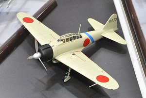 A6M2 Zero Type 21 `Tainan Air Group Saburo Sakai` (Pre-built Aircraft)