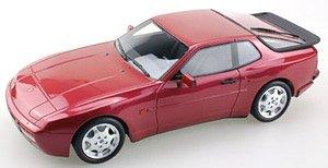 ポルシェ 944 ターボ S (ヴァイオレットレッド) (ミニカー)