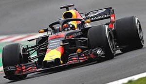 Red Bull Racing-TAG Heuer No.33 2018 Aston Martin Red Bull Racing-TAG Heuer (ミニカー)
