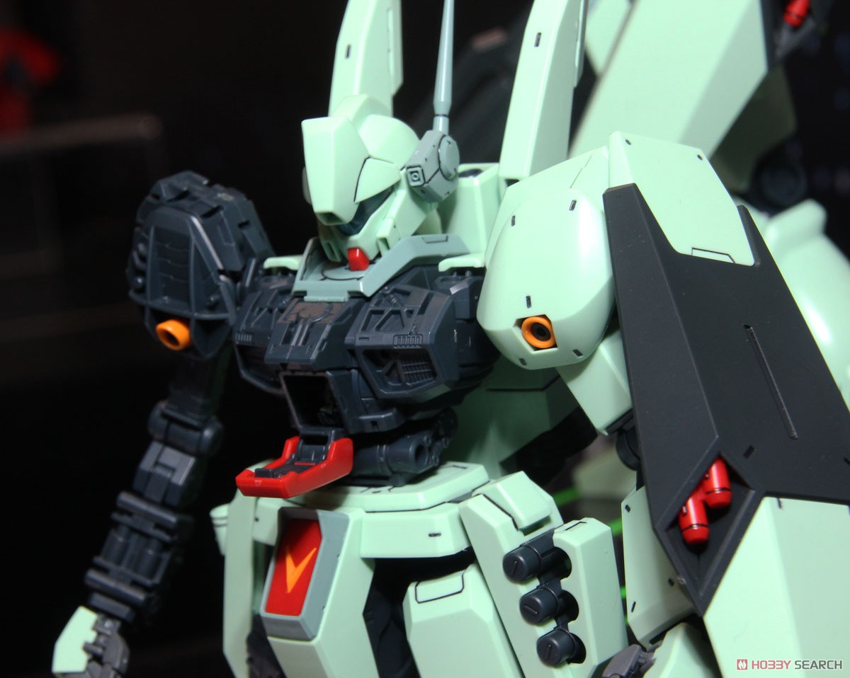 Jegan (MG) (Gundam Model Kits) Other picture12