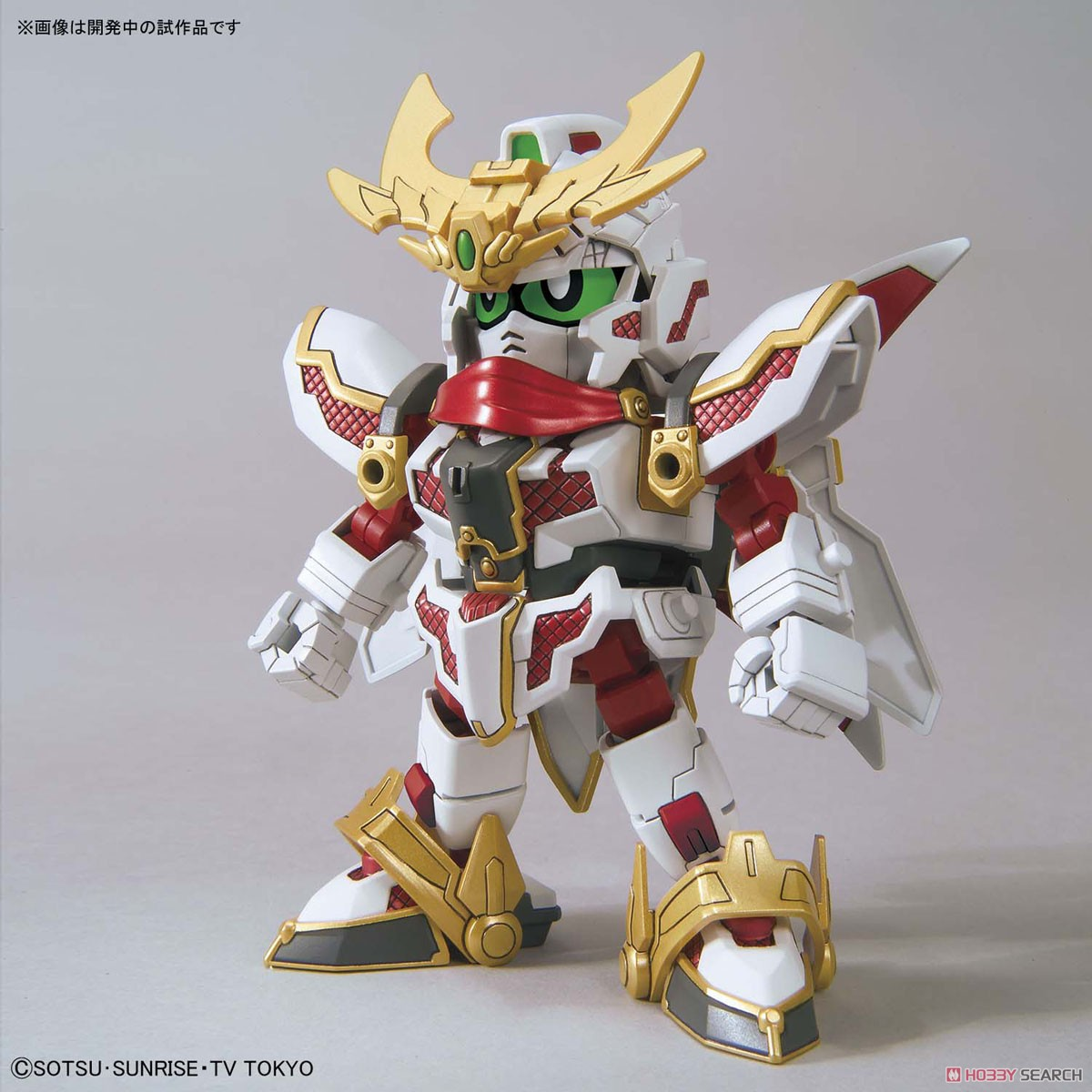 RX-Zeromaru (SDBD) (Gundam Model Kits) Item picture1