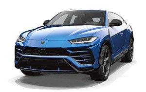 Lamborghini Urus 2017 Metallic Blue Diecast Car Hobbysearch