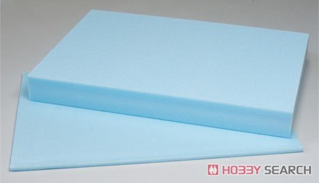 Polystyrene Foam A 4 Set (Thickness: 5mm, 30mm/Each 1 Sheet) (Model