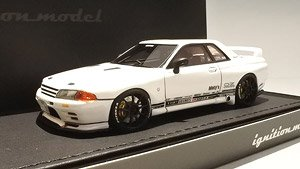 TOP SECRET GT-R (VR32) White (ミニカー)