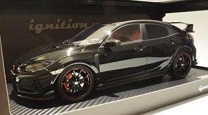 Honda CIVIC (FK8) TYPE R Crystal Black Pearl (ミニカー)