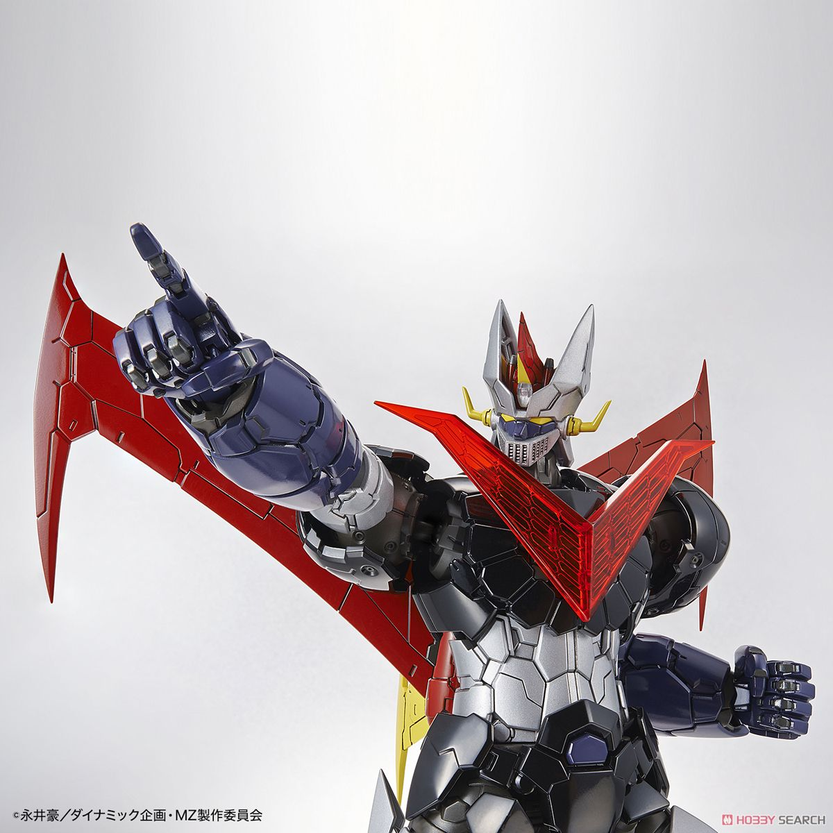 Great Mazinger (Mazinger Z: Infinity Ver.) (HG) (Plastic model) Item picture5