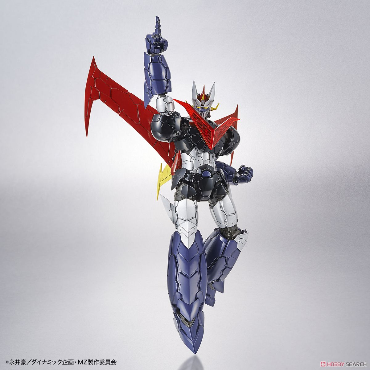 Great Mazinger (Mazinger Z: Infinity Ver.) (HG) (Plastic model) Item picture6