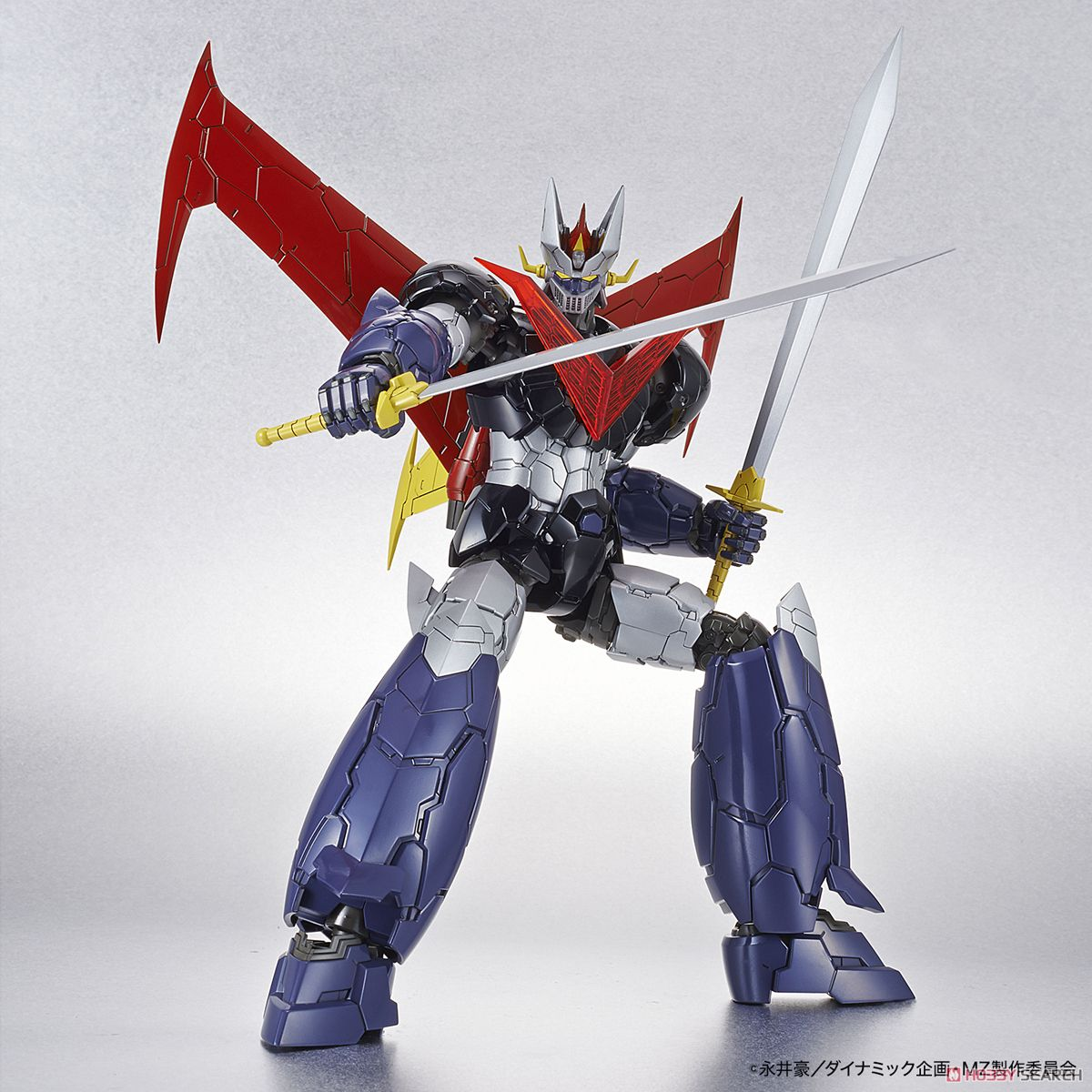 Great Mazinger (Mazinger Z: Infinity Ver.) (HG) (Plastic model) Item picture7