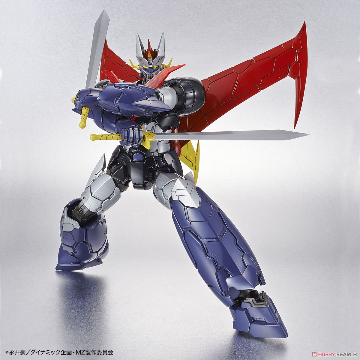 Great Mazinger (Mazinger Z: Infinity Ver.) (HG) (Plastic model) Item picture8