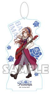 BanG Dream Acrylic Key Chain Fujikyu Highland B Roselia Lisa Imai