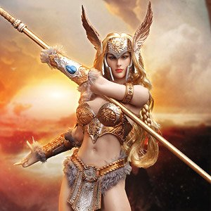 TB League 1/6 Collectible Action Figure Scalar The Valkyrie (Fashion Doll)