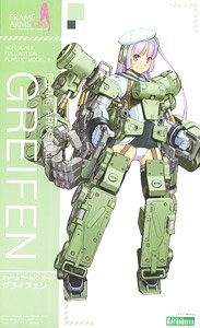Frame Arms Girl Graifen (Plastic model)