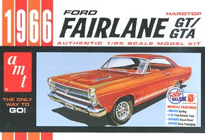 1966 Ford Fairlane GT/GTA Hardtop (Model Car) - HobbySearch Model Car Kit  Storewww.1999.co.jp