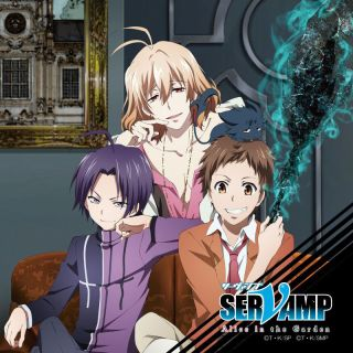 Servamp Alice In The Garden Full Movie