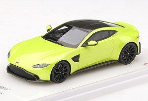 Aston Martin Vantage 2018 Lime Essence Diecast Car Hobbysearch Diecast Car Store